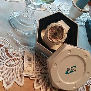 EUC Womens G-Shock watch